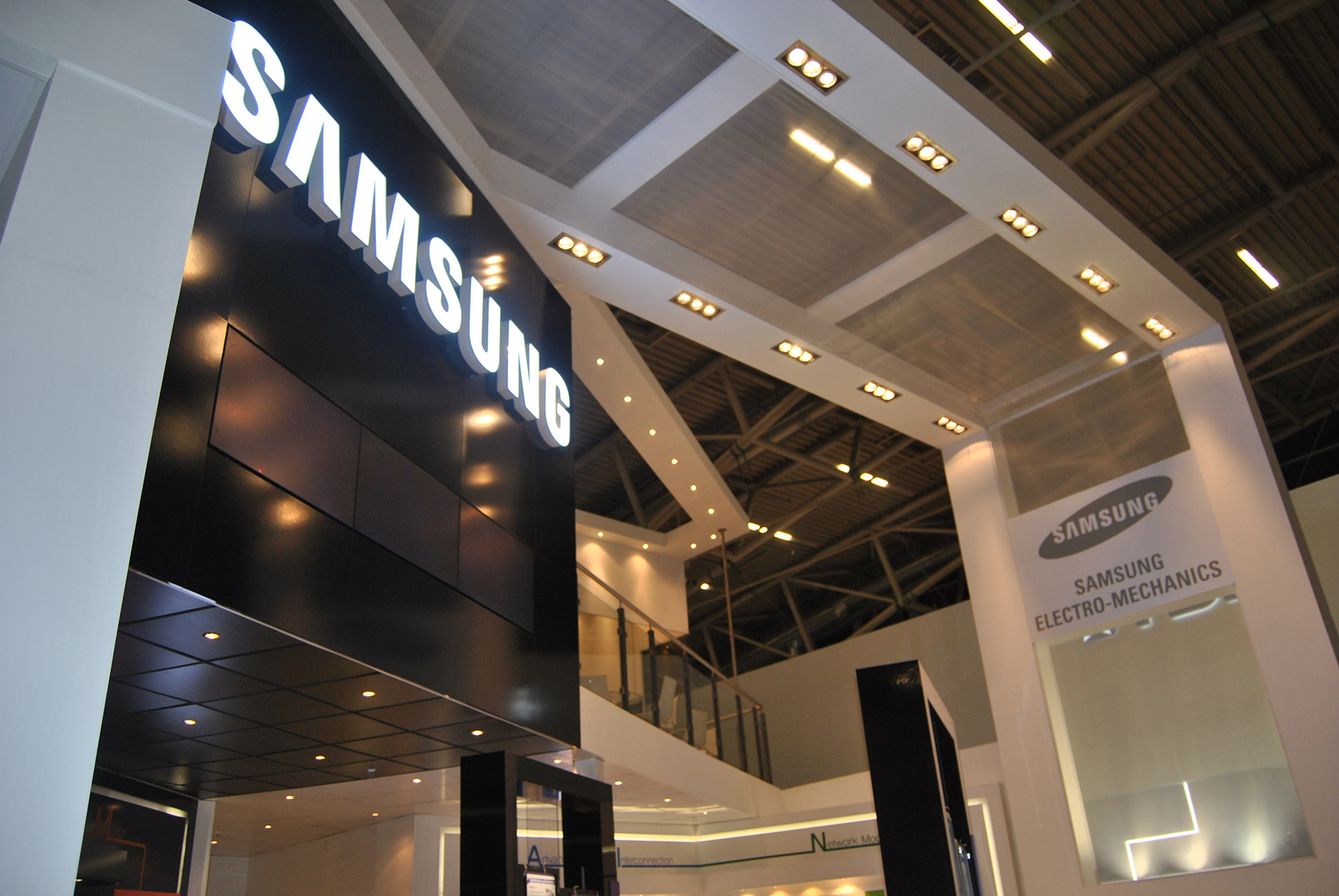 stand SAMSUNG | electronica Monaco
