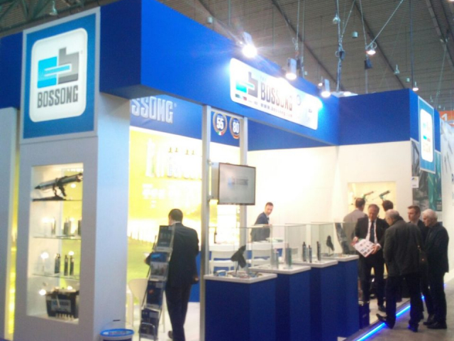 nd BOSSONG | fastener fair Stoccarda