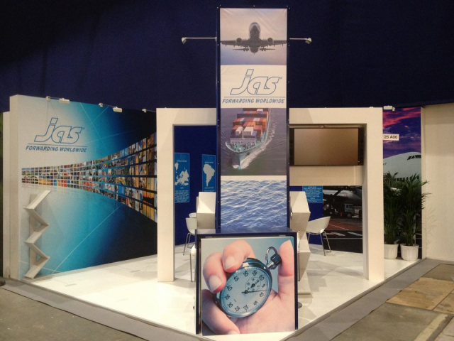 stand JAS JET | fruitlogistica Berlino